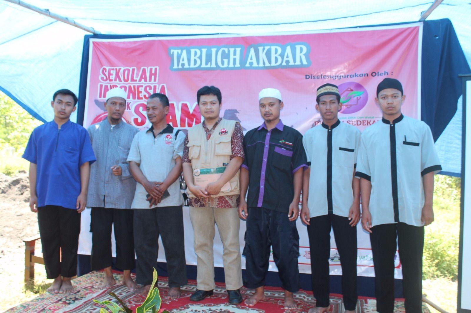 Tabligh Akbar Solidaritas Untuk Syam